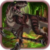 Scarry Forest Jurassic Dinosaur Hunting World - Deadly Wild Carnivores Hunter