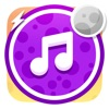 Moon Tunes - Music Player For Kids