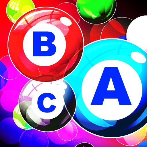 Bubble Strikes -  Learn 4,5,6,7,8 letter words at faster rate iOS App