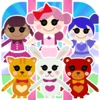 Puzzle Kids Games For Baby Doll and Friends Pet