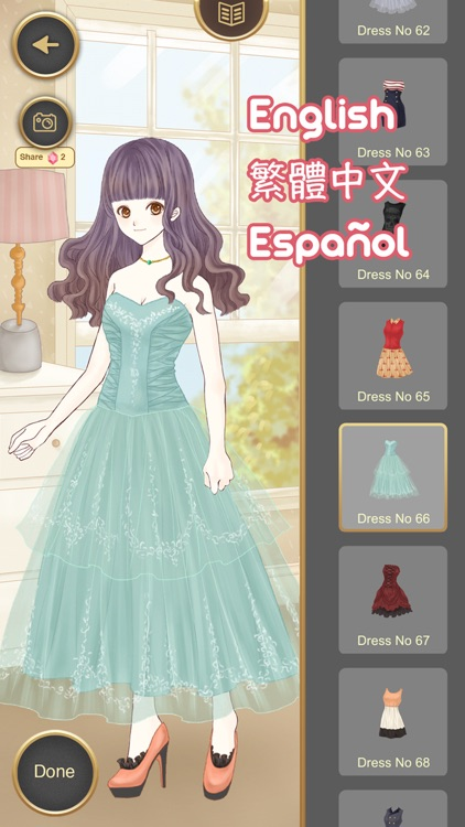 Ariau0027s Closet   Girls Dress Up, Makeup And Dressup Fashion Game