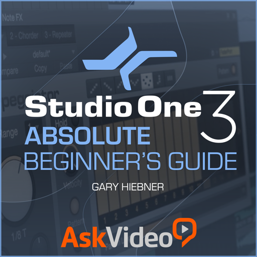Beginner's Guide For Studio One 3