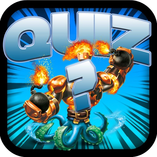 Super Quiz Characters Game for Kids: Skylanders Version iOS App