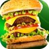 Cheeseburger - Cooking Art、Taste Feast i can haz cheeseburger