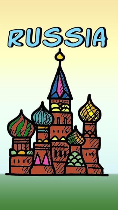 Screenshot of Illustrazioni e disegni dei monumenti del mondo - libro da colorare per adulti e bambini2
