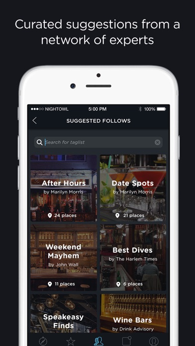 download NightOwl – Find bars, clubs, lounges and nightlife apps 1