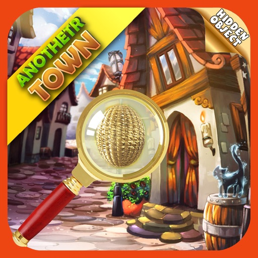 Another Town : Hidden Objects iOS App