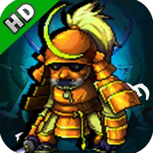 Japan's Samurai HD : Danger & Wealth iOS App
