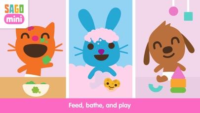 Sago Mini Babies iPhone