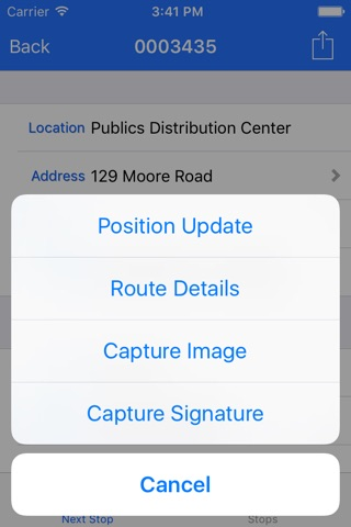 National Strategic Transport screenshot 2