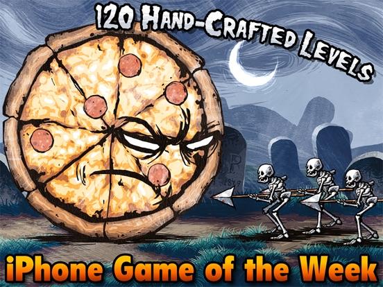 Screenshot #1 for Pizza Vs. Skeletons