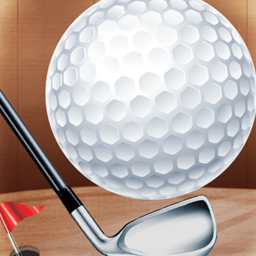 Office Golf Game iOS App