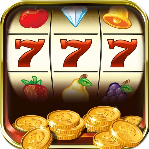 Fruit Slots Jackpot : Free Casino Slot Machine with Big Bonus & 777 Jackpot Pro Icon