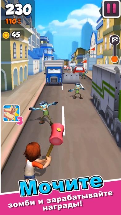 Undead City Run Screenshot