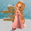 Running Princess Frozen Snow - New Fun Run Ice Adventure Game For Girly Girls FREE