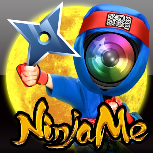 我是忍者:NinjaMe – Cast Yourself! Dancing eCards for HappyBirthday