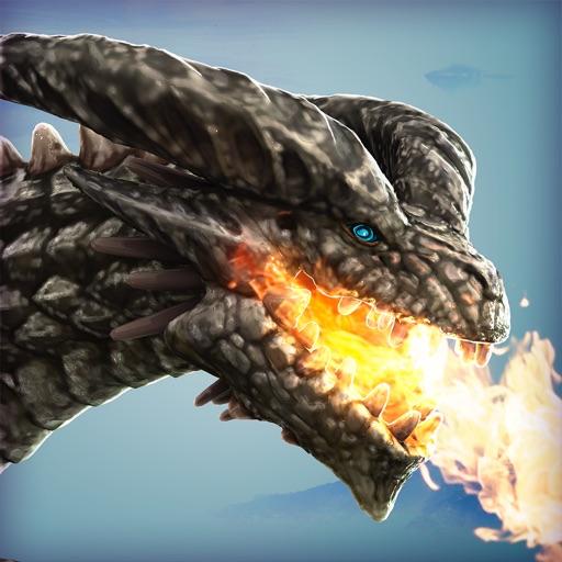 мир драконы легенды | милые драконов гонки симулятор игр