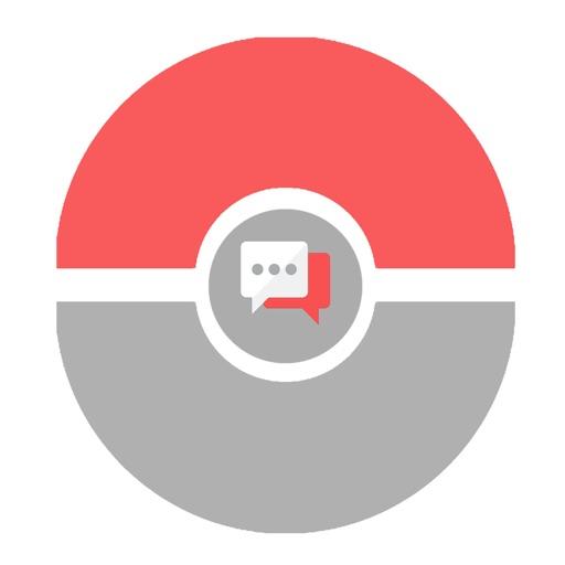 Chat, Lure & Pokemon Finder for PokemonGo - Pokechat iOS App