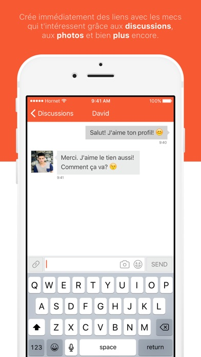 Application chat rencontre ipad