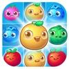 Crazy Crush Fruit Match Mania fruit interactive