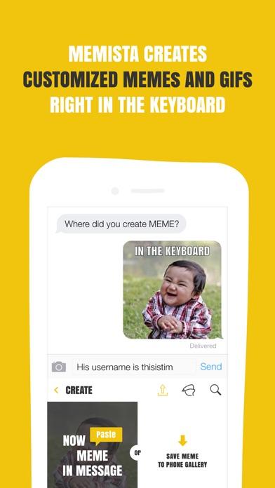 Memista Screenshot