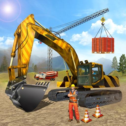 City Construction Town Builder iOS App