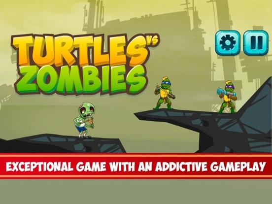Ниндзя vs Зомби  Pro на iPad