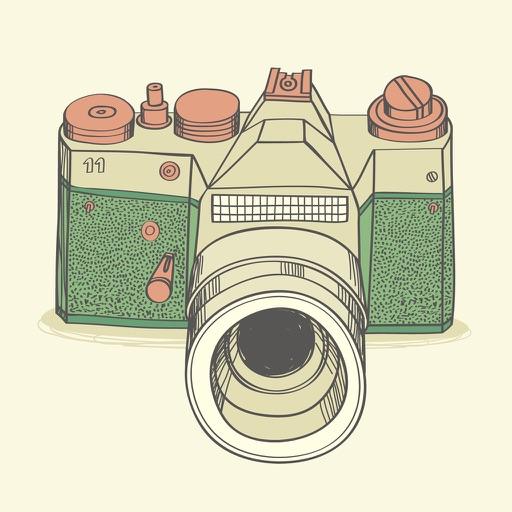 Insta Ritratto Camera