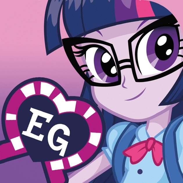 Girls Games For Android: Equestria Girls On The App Store