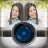 Photo Mirror Reflection Lab – Camera Clone Edit.or With Split & Blend Effect.s