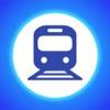 Поезд - Маршрут поезда / Железная дорога / Движение / Следование поездов