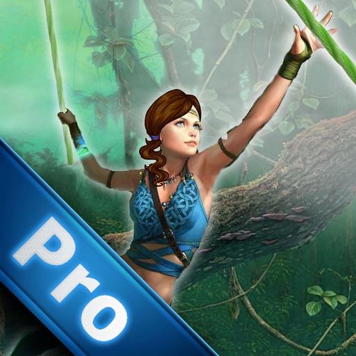 Amazing Rope Goddess PRO - Victoria Fly Kingdom City iOS App