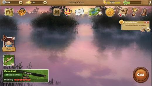 Fishing World Screenshot