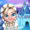 Ice Princess Doll House Games – Create and Decorate Your Play.Home Winter Castle for Kids