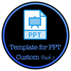 Templates for PPT - Package Two for Custom size