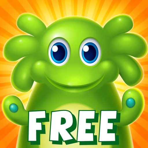 Alien Story Free - games for kids Icon