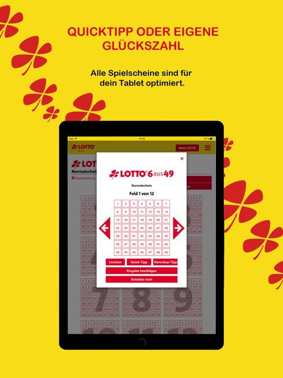 lotto bayern im app store. Black Bedroom Furniture Sets. Home Design Ideas