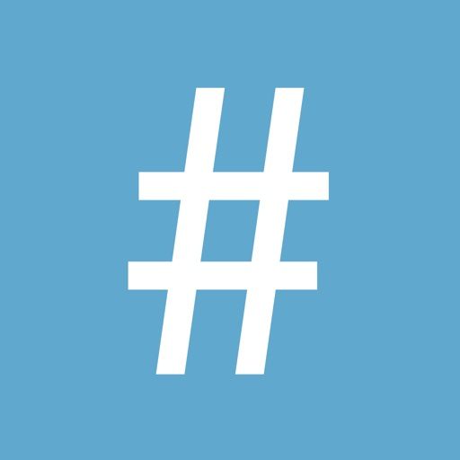 #Hashtags - More likes und followers for social networks iOS App