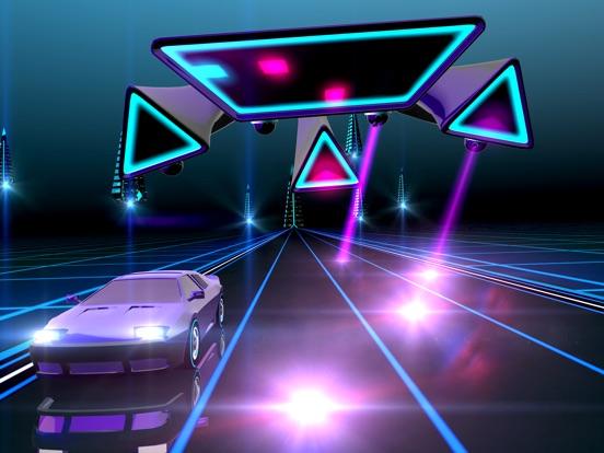 Neon Drive - '80s style arcade game Screenshots