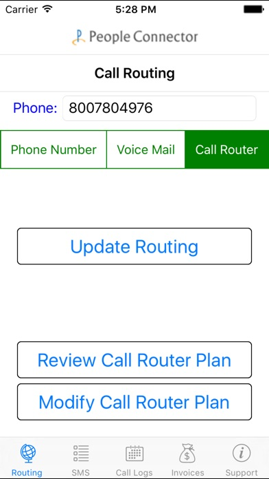 download People Connector Router & SMS apps 2
