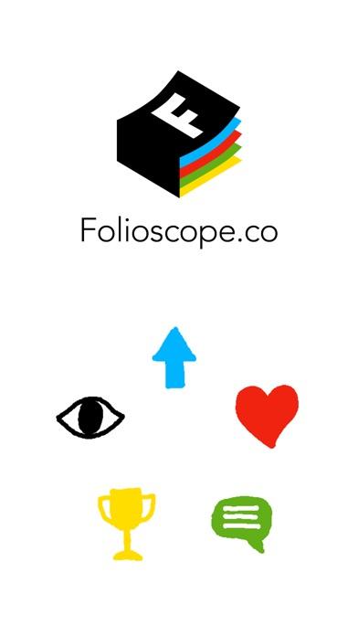 Folioscope 앱스토어 스크린샷