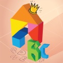 Kids Learning Puzzles: Alphabets - Tangram Building Blocks Make Your Brain Pop icon