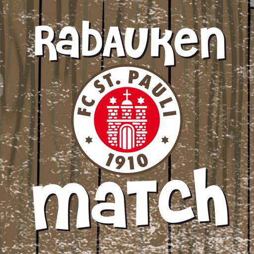 fc st pauli rabauken match by book 39 n 39 app papplishing house gmbh. Black Bedroom Furniture Sets. Home Design Ideas
