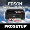 Prosetup for Epson Expression XP (320 – 630) office xp free copy