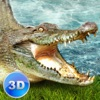 Furious Crocodile Simulator 3D Full - Be a wild African animal!
