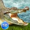 Furious Crocodile Simulator 3D Full - Be a wild African animal!