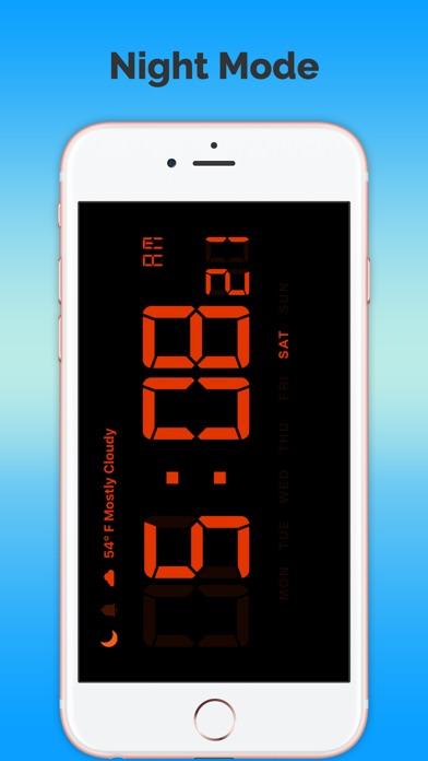 Портативный Прогноз Часы-FreeСкриншоты 4