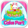 Princess Cake - Girls Dessert Making and Decoration Games