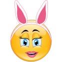 Flirty Emoji Icons & Emoticons icon