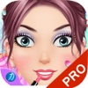 Princess Makeover Salon - Little Girl Beauty Back Spa Care pro
